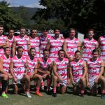 PORT DOUGLAS AFL CROCS Pink Day