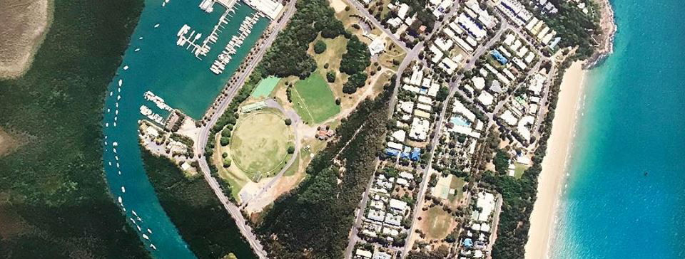Port Douglas AFL Oval